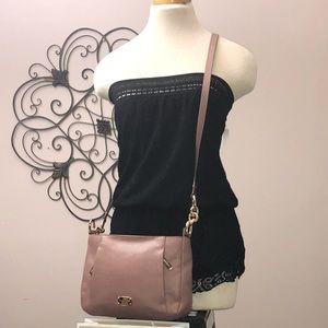 39f816850200 MICHAEL Michael Kors Bags - Michael Kors Hallie MD Messenger Crossbody bag